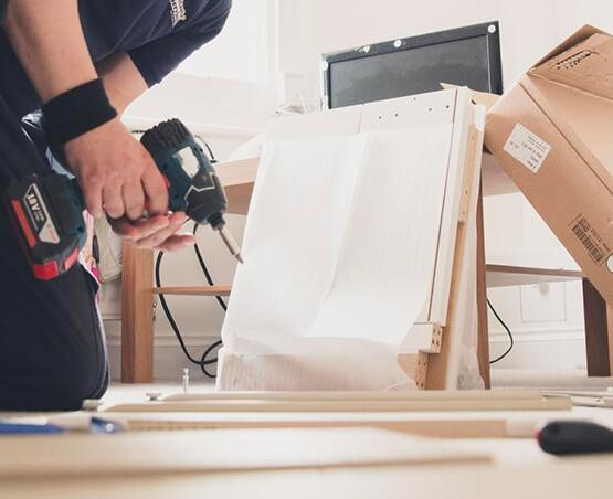 flat pack and furniture assembly services (Ikea)