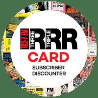 RRR logo